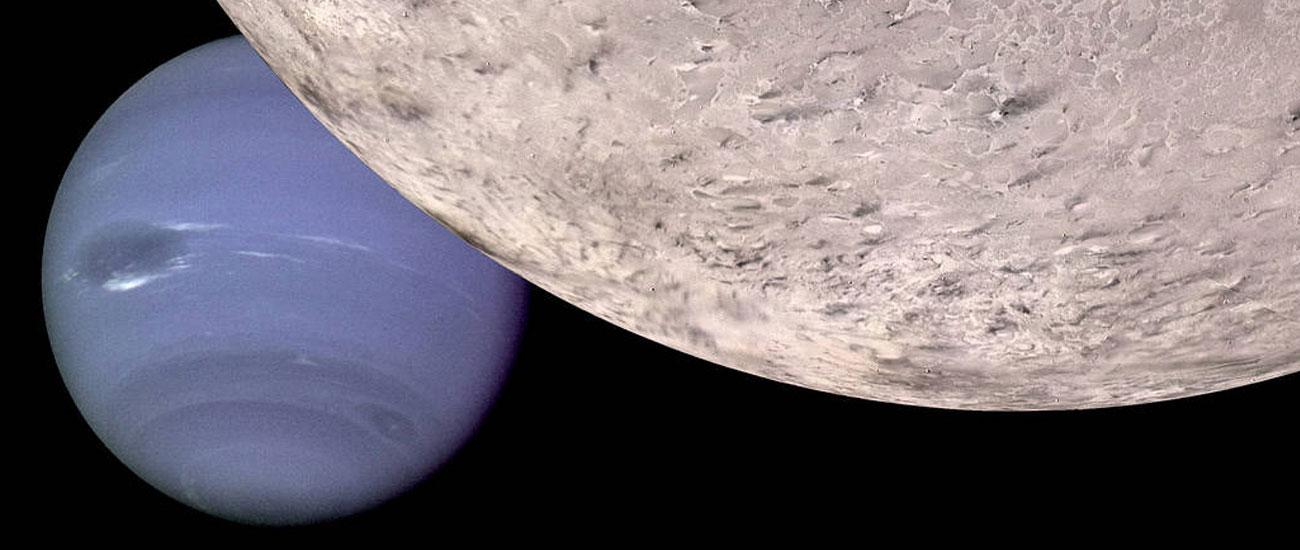 Triton: La «Lune Étrange»