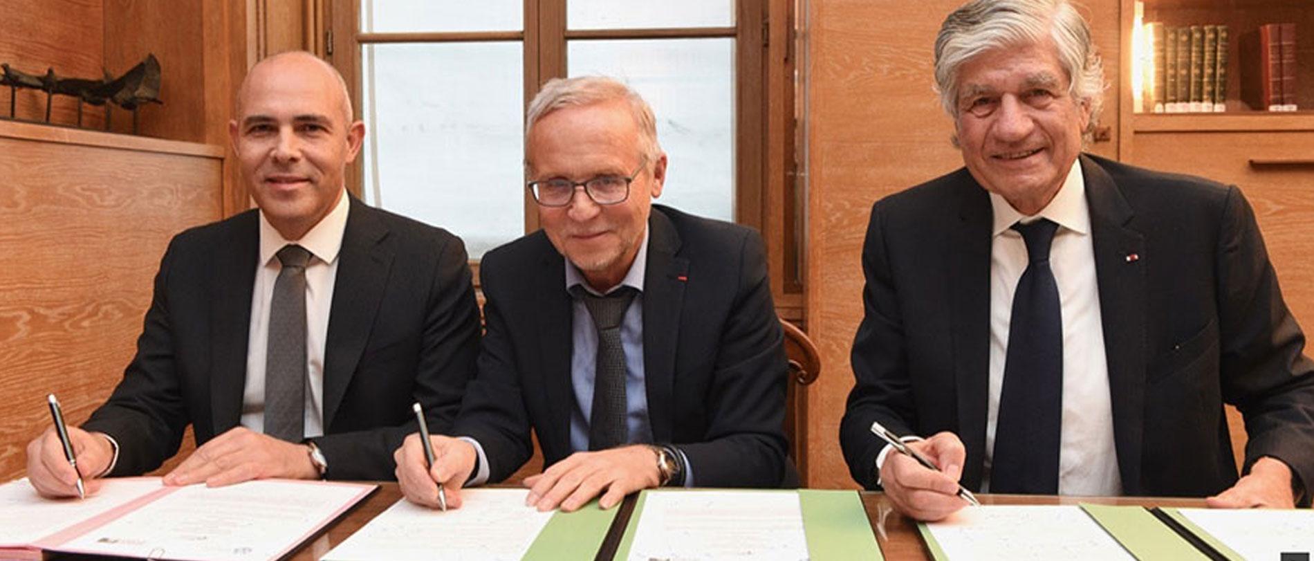 Partenariat entre l'Institut Weizmann des Sciences et le Collège de France