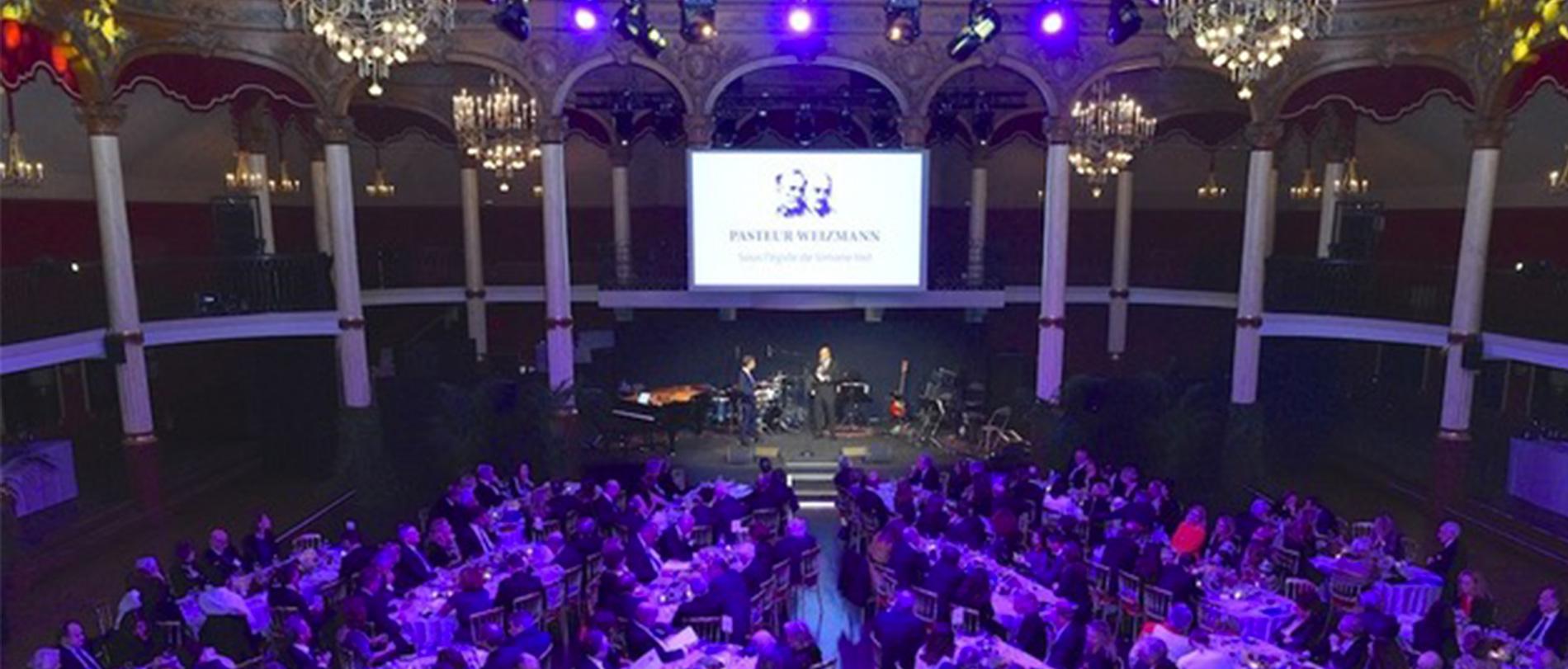 Dîner de Gala du Conseil Pasteur-Weizmann