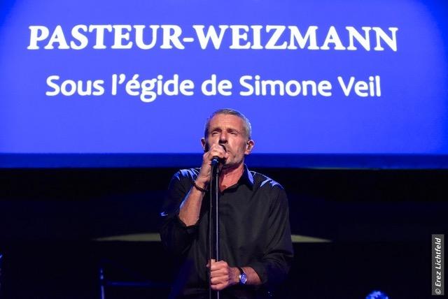 Gala de l'Institut Pasteur Weizmann © Erez Lichtfeld
